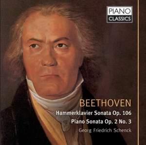 Beethoven: Piano Sonatas Nos. 3 & 29