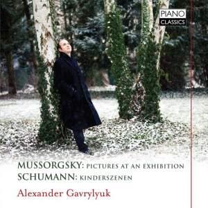 Alexander Gavrylyuk plays Mussorgsky & Schumann