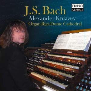 JS Bach: Organ Works Product Image