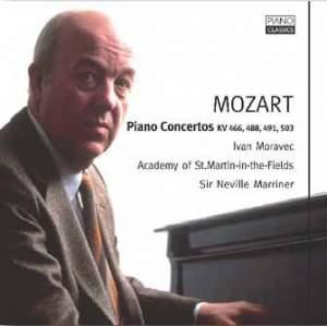 Mozart: Piano Concertos Nos. 20 & 23-25