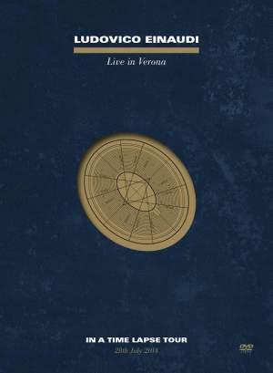 Ludovico Einaudi Live in Verona: In A Time Lapse Tour