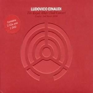 Ludovico Einaudi: Royal Albert Hall Concert 2010 (2CD and 1DVD)