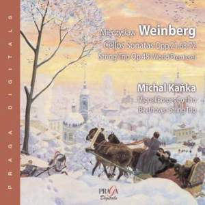 Weinberg - Cello Sonatas & String Trio