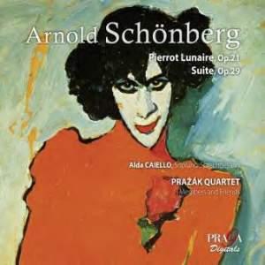 Schoenberg: Pierrot Lunaire & Suite