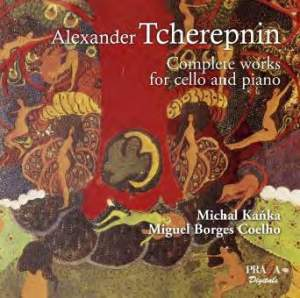 Tcherepnin: Complete Works for Cello and Piano