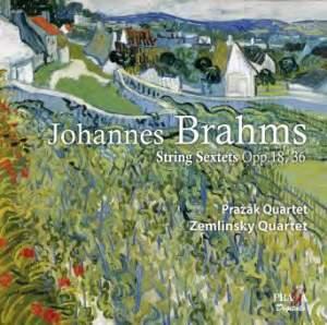 Brahms: String Sextets Nos. 1 & 2, Op. 18 & 36