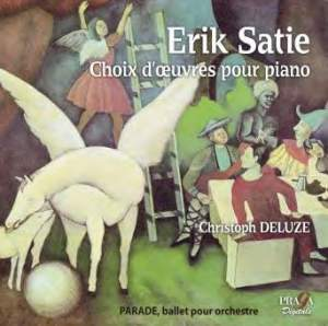 Satie: Choice Works for piano