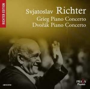 Grieg & Dvorak: Piano Concertos