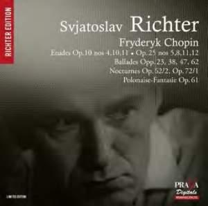 Sviatoslav Richter plays Chopin