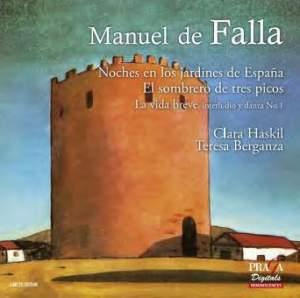 Falla: El sombrero de tres picos & other works