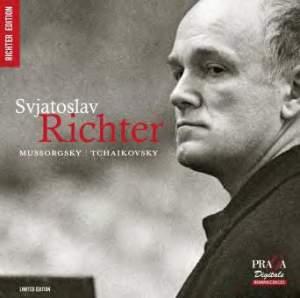 Sviatoslav Richter plays Mussorgsky & Tchaikovsky