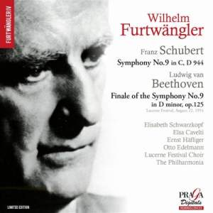 Beethoven: Symphony No  9 in D minor, Op  125 'Choral': Ode