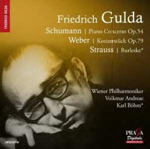 A Tribute to Friedrich Gulda
