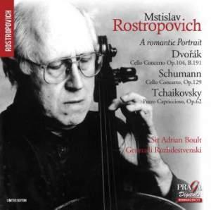 Mstislav Rostropovich: A Romantic Portrait