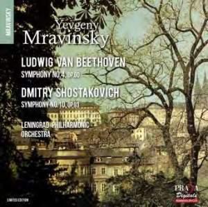 Mravinsky in Prague