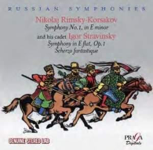 Russian Symphonies