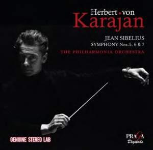 Sibelius: The Last Three Symphonies