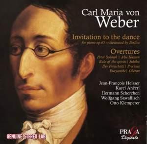Weber: Invitation to the Dance
