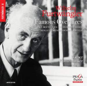 Furtwangler conducts Famous Overtures