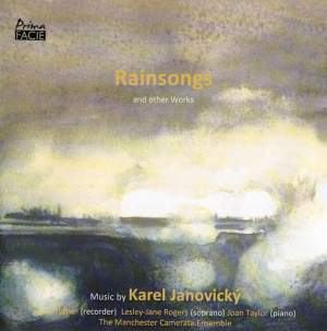 Rainsongs and Other Works Product Image