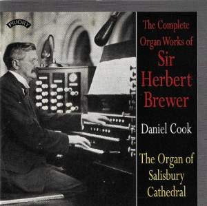 The Complete Organ Works of Sir Herbert Brewer