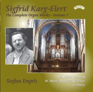 Karg-Elert Complete Organ Works Vol. 7