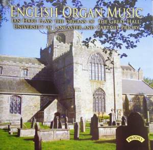 English Organ Music
