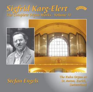 Karg-Elert Complete Organ Works Vol. 11