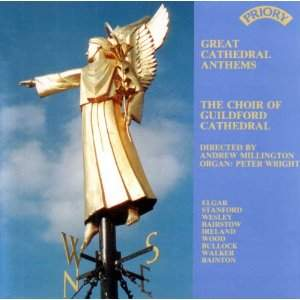 Great Cathedral Anthems Vol. 1