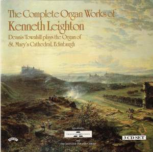 The Complete Organ Works of Kenneth Leighton
