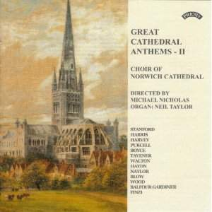 Great Cathedral Anthems Vol. 2