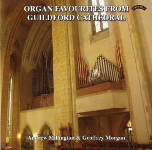 Organ Favourites from Guildford Cathedral