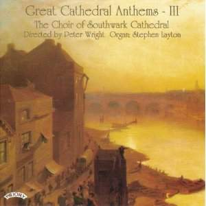 Great Cathedral Anthems Vol. 3