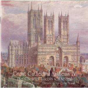 Great Cathedral Anthems Vol. 4