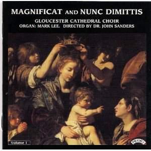 Magnificat & Nunc Dimittis Vol. 1