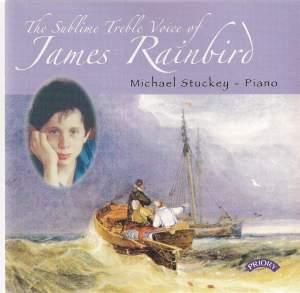 The Sublime Treble Voice of James Rainbird