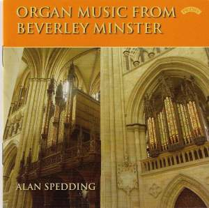 Organ Music from Beverley Minster
