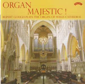 Organ Majestic!