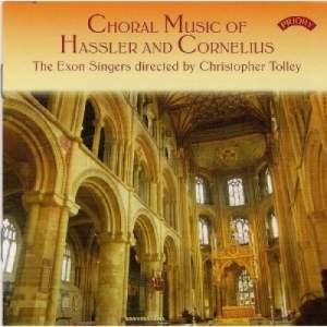 Choral Music of Hassler & Cornelius