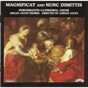 Magnificat & Nunc Dimittis Vol. 4