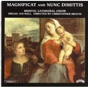 Magnificat & Nunc Dimittis Vol. 5
