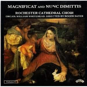 Magnificat & Nunc Dimittis Vol. 6