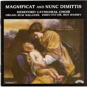 Magnificat & Nunc Dimittis Vol. 7