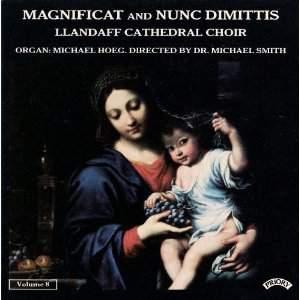 Magnificat & Nunc Dimittis Vol. 8