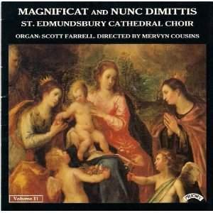 Magnificat & Nunc Dimittis Vol. 11