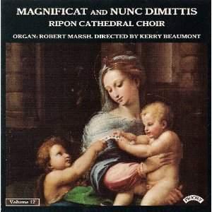 Magnificat & Nunc Dimittis Vol. 12