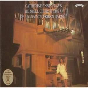 The Nigel Church Organ of All Saints' Friern Barnet, North London