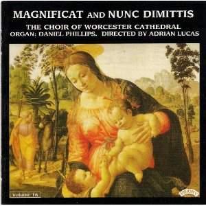 Magnificat & Nunc Dimittis Vol. 16