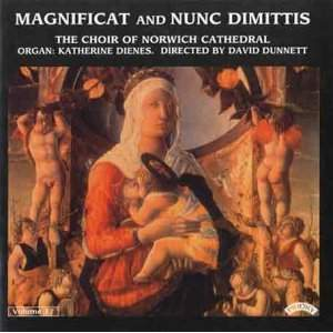 Magnificat & Nunc Dimittis Vol. 17