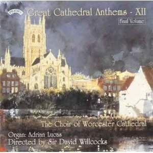 Great Cathedral Anthems Vol. 12